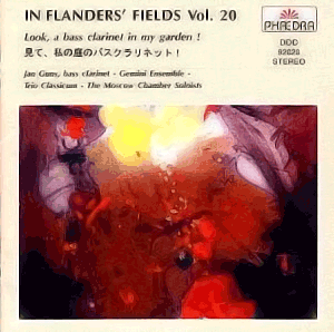 In Flanders' Fields vol. 20 album cover
